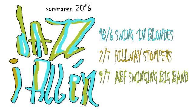 Jazz i allén 2016