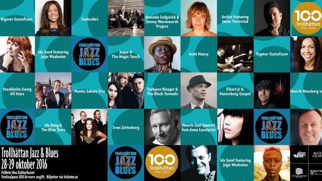 Trollhättan Jazz & Blues