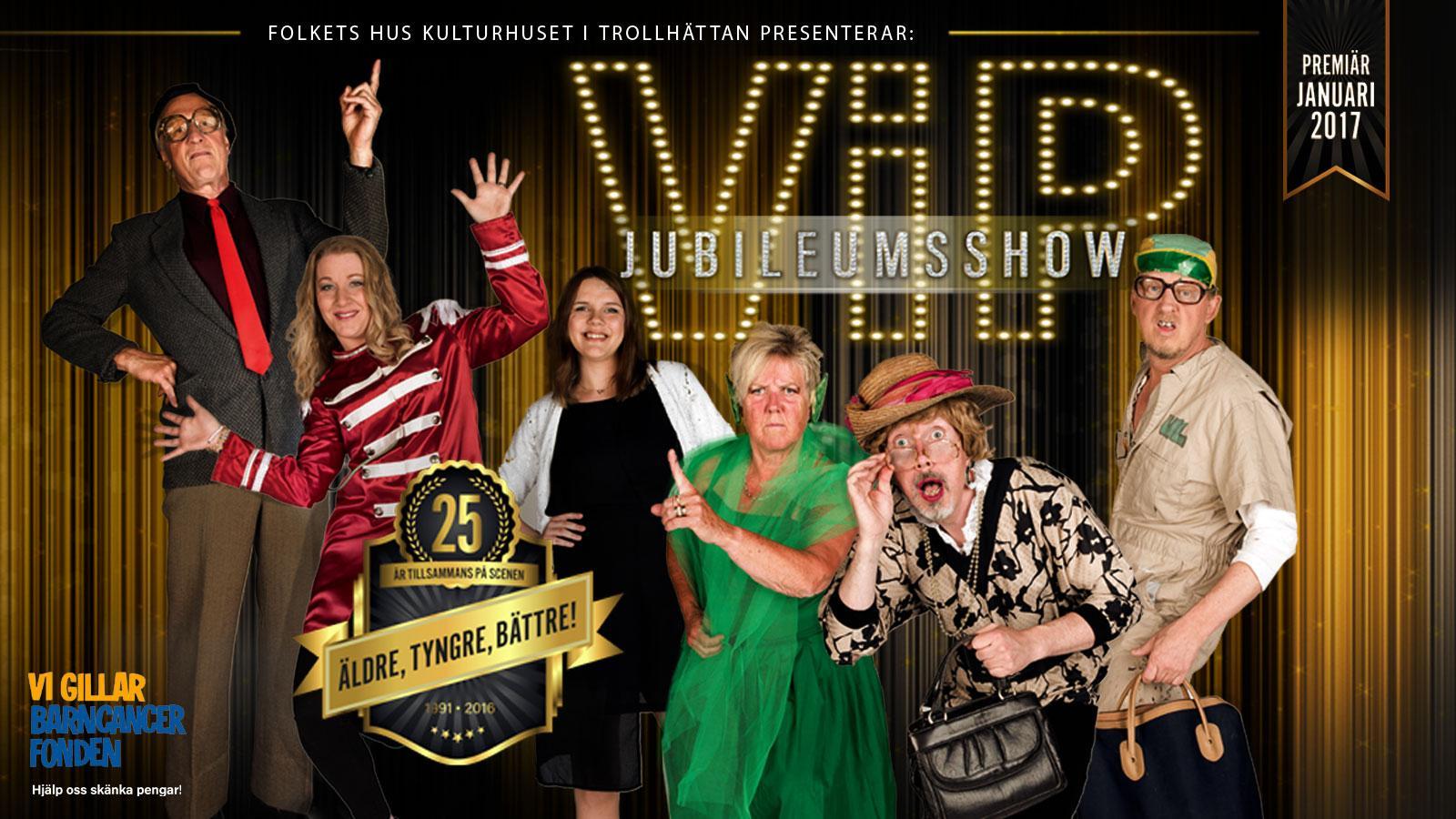 VIP Jubileumsshow