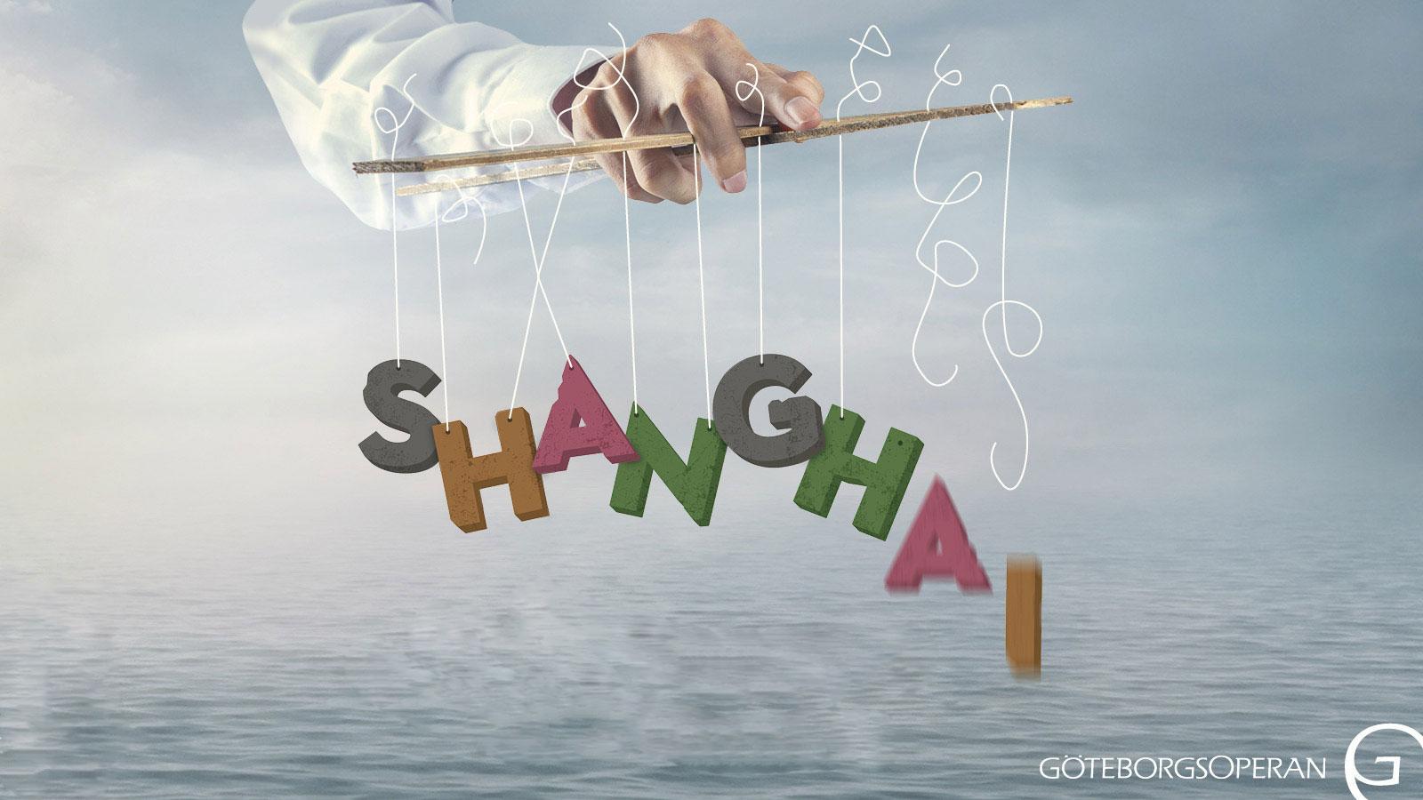 Shanghai - Vem styr ditt liv?