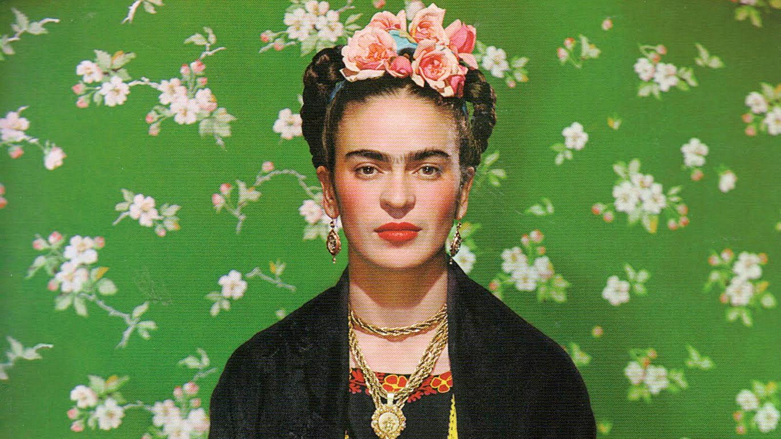 Soppteater - En hyllning till Frida Kahlo