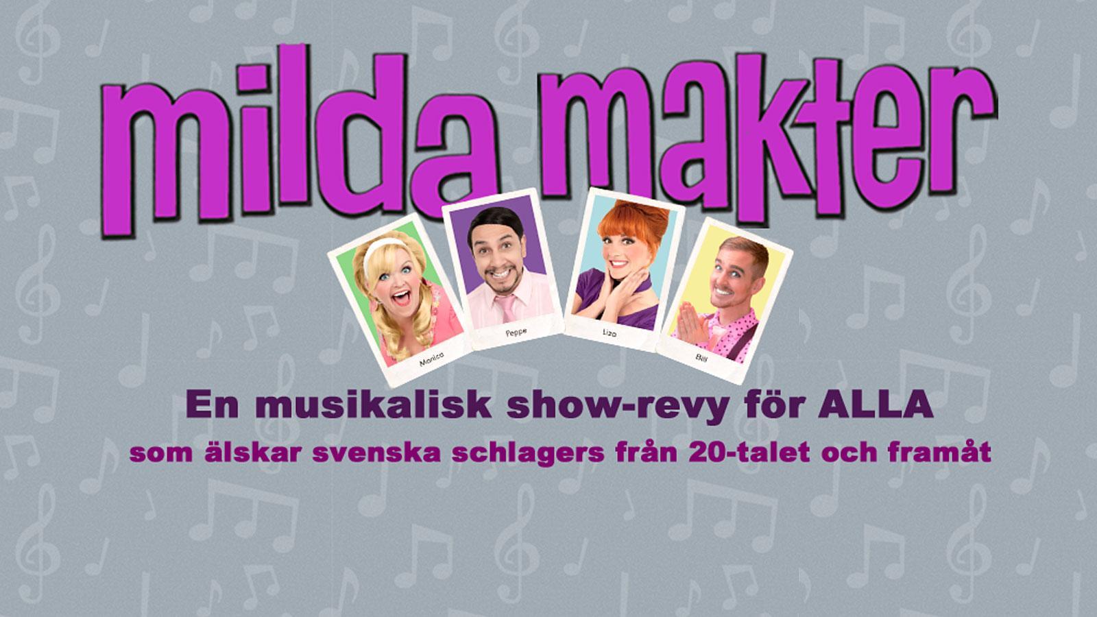 Milda Makter - I Ur & Dur