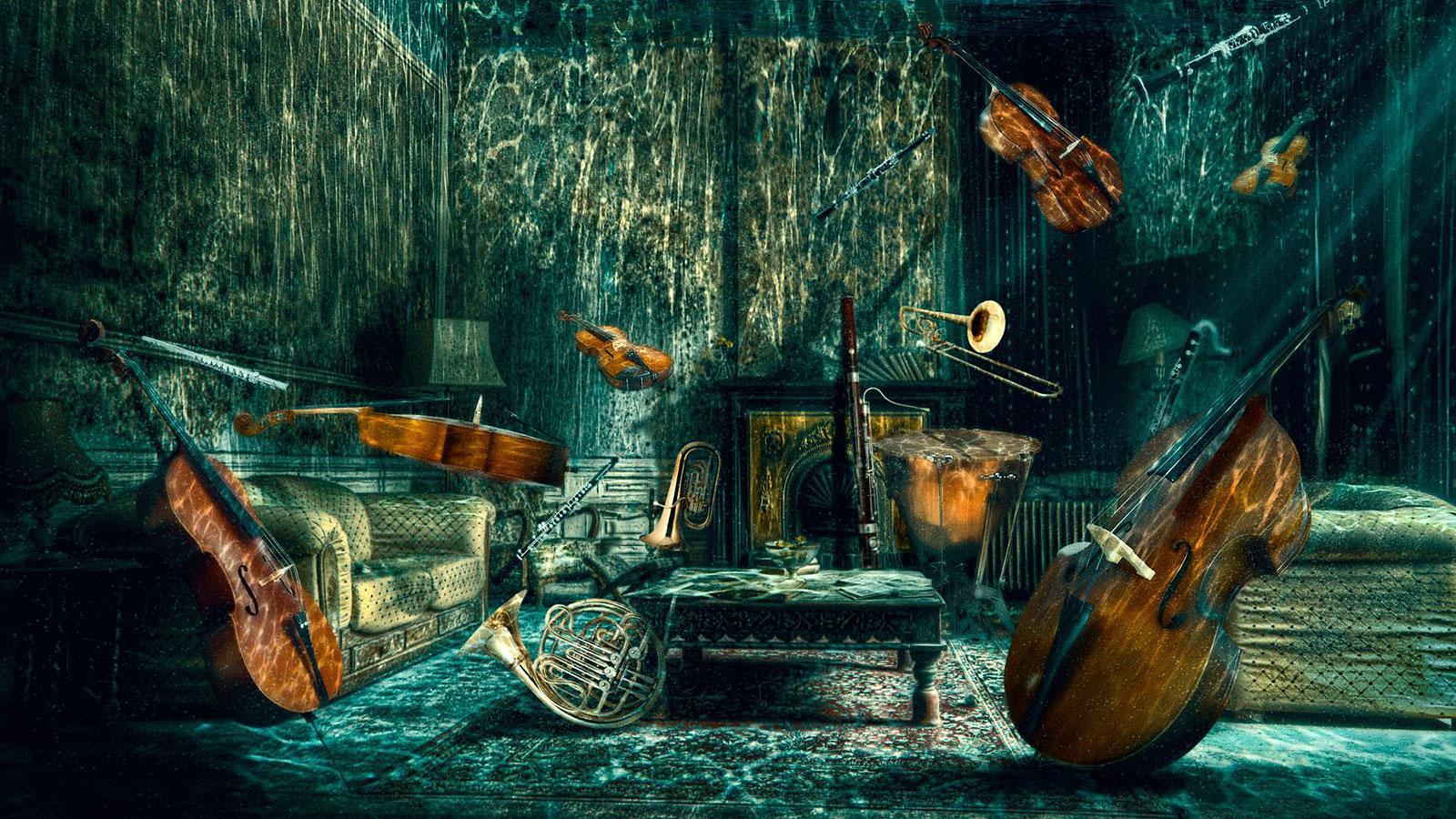 Mozart & Beethoven - Göteborgsoperan