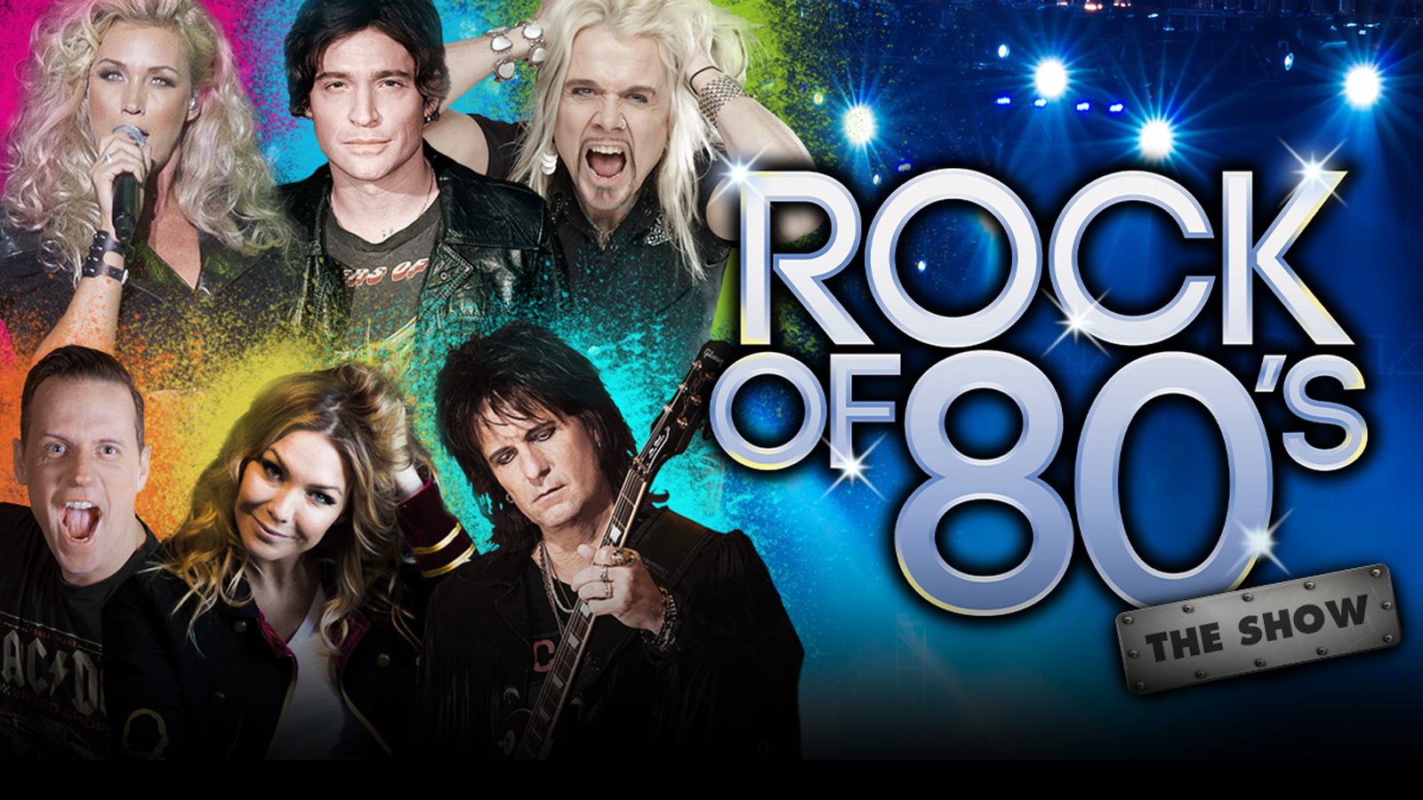 Rock Of 80´s - The Show