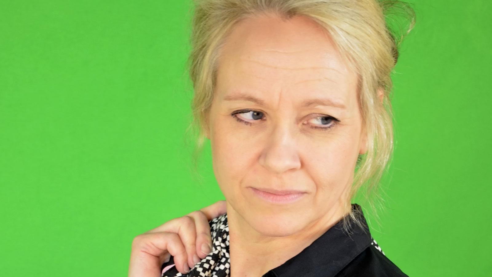 Karin Burman med band