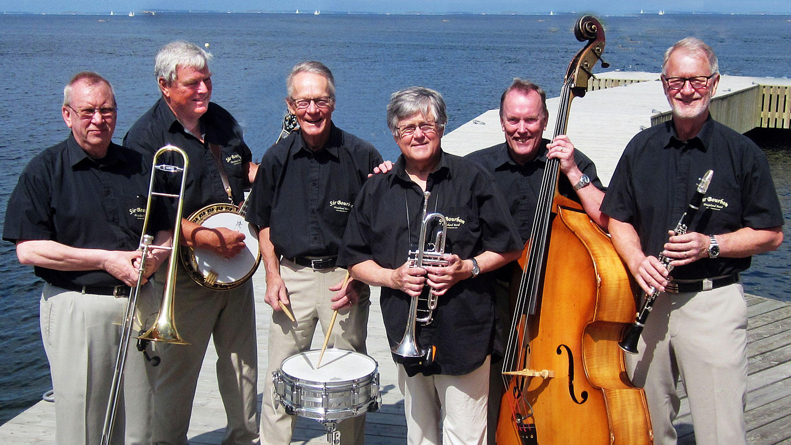 Sir Bourbon Dixieland Jazzband