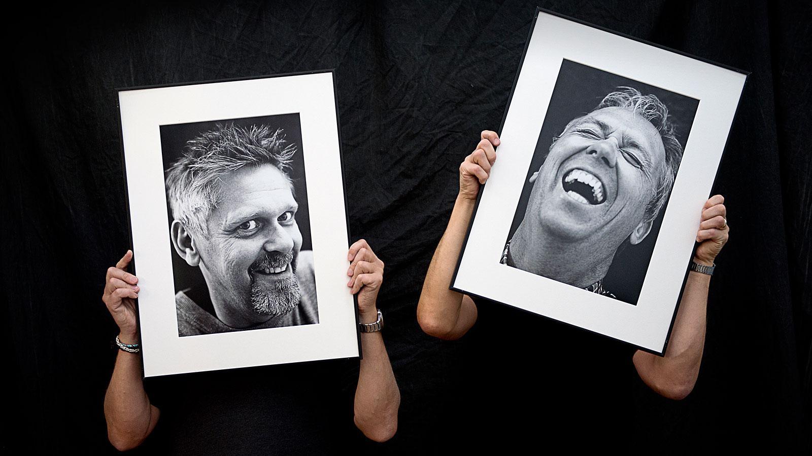 "2 Fotografer ""Folk"" - Stefan Bennhage & Jerry Lövberg"