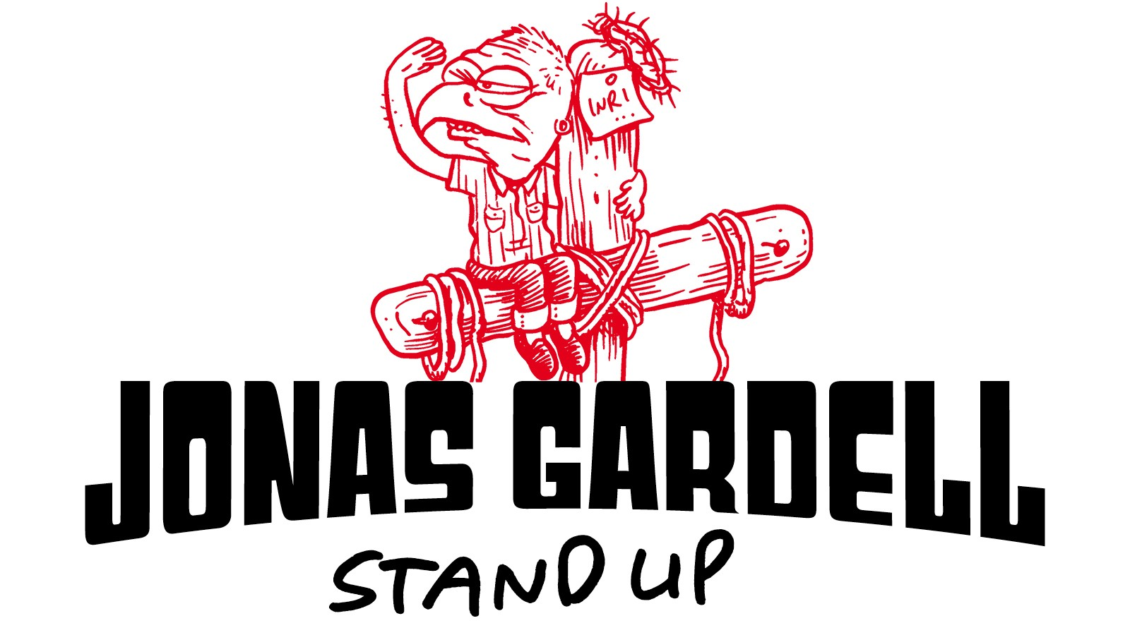 Jonas Gardell - Stand up