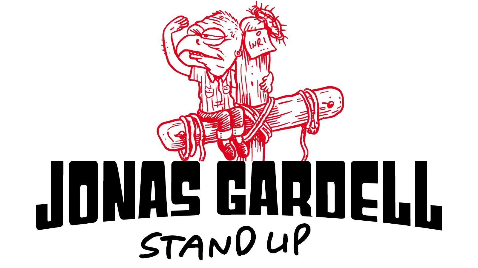 Jonas Gardell - Stand up