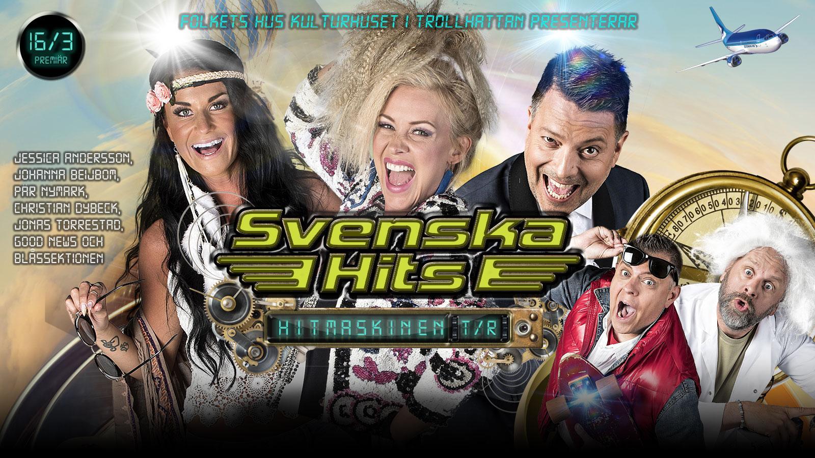 Svenska Hits - Hitmaskinen T/R