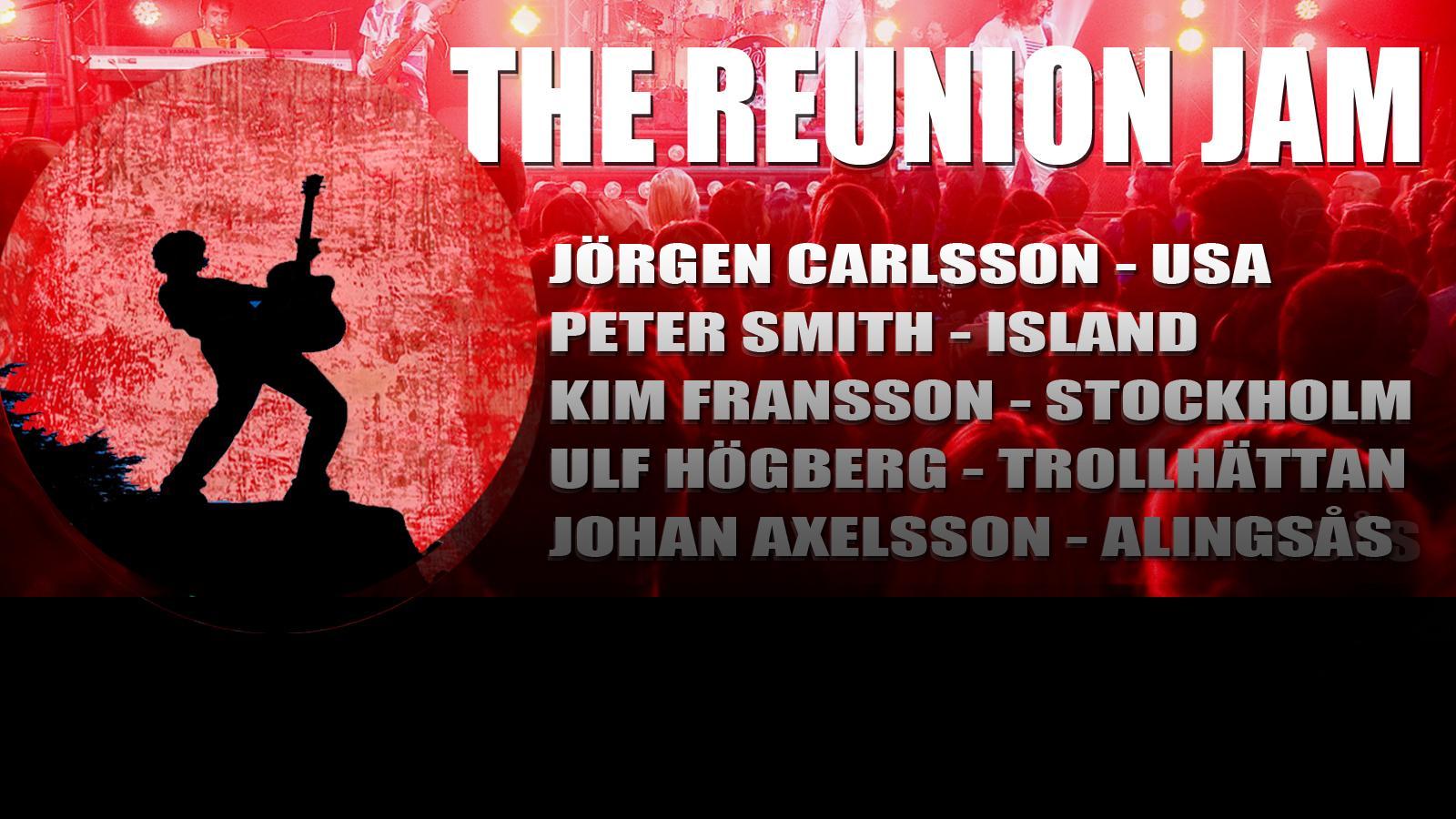 The Reunion Jam