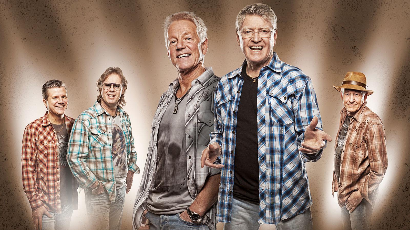 Flamingokvintetten-The Boys Are Back In Town
