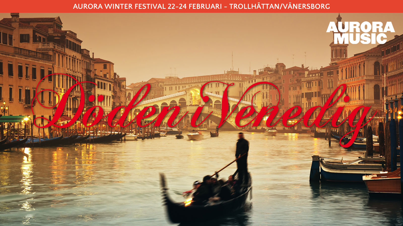 Döden i Venedig