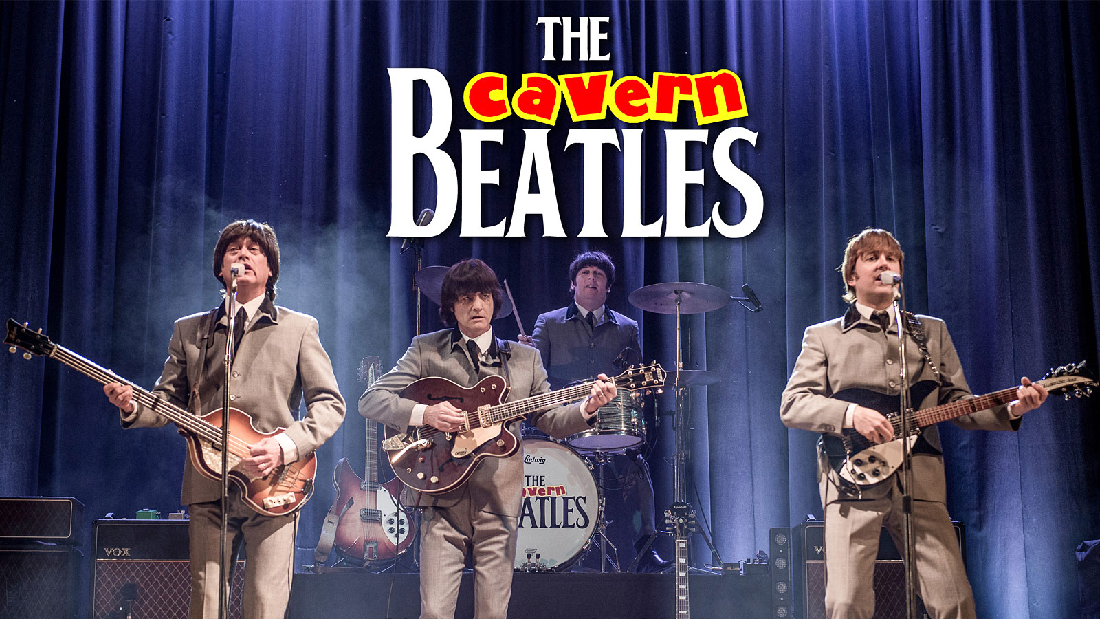 The Cavern Beatles - Get Back Tour
