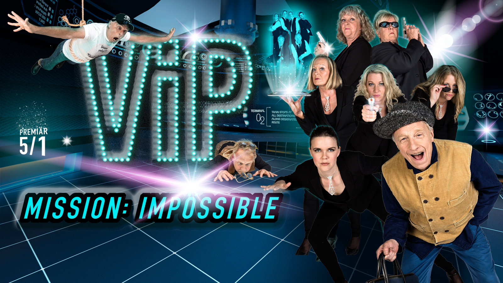 VIP-Revyn Mission: Impossible