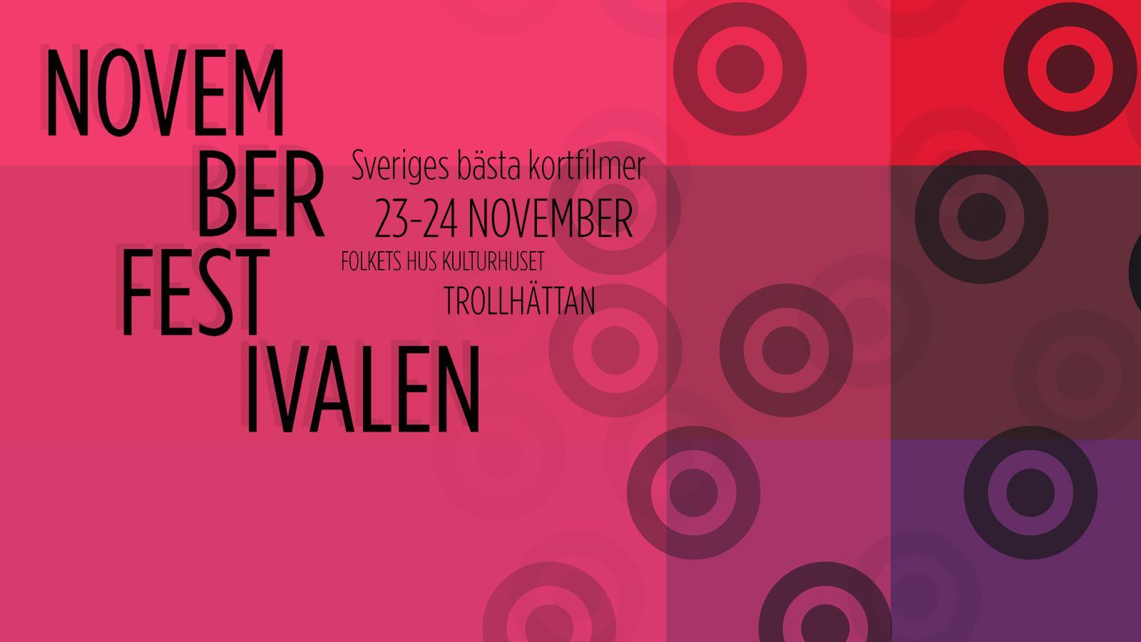 Novemberfestivalen 2018