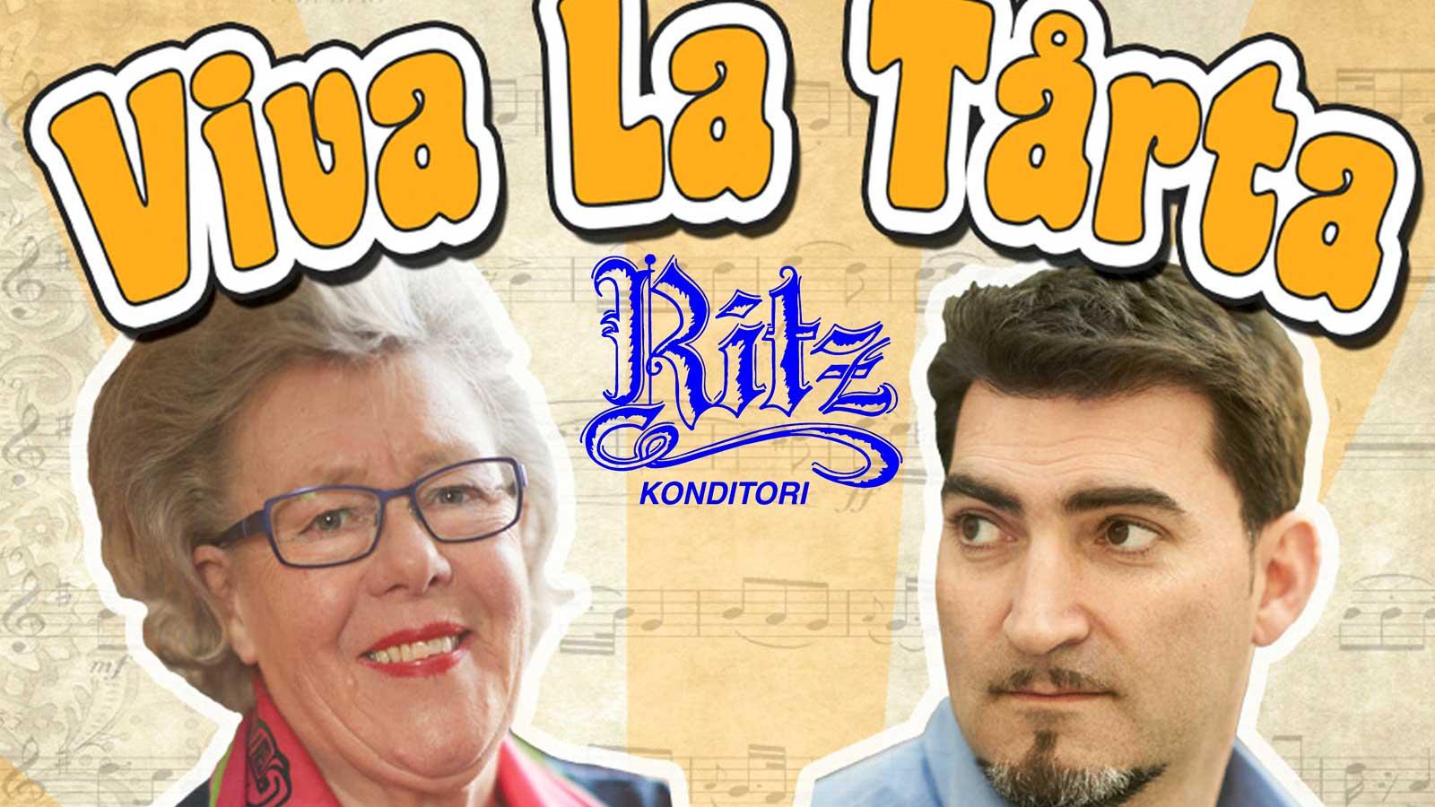 Viva La Tårta - Konsert med dopp