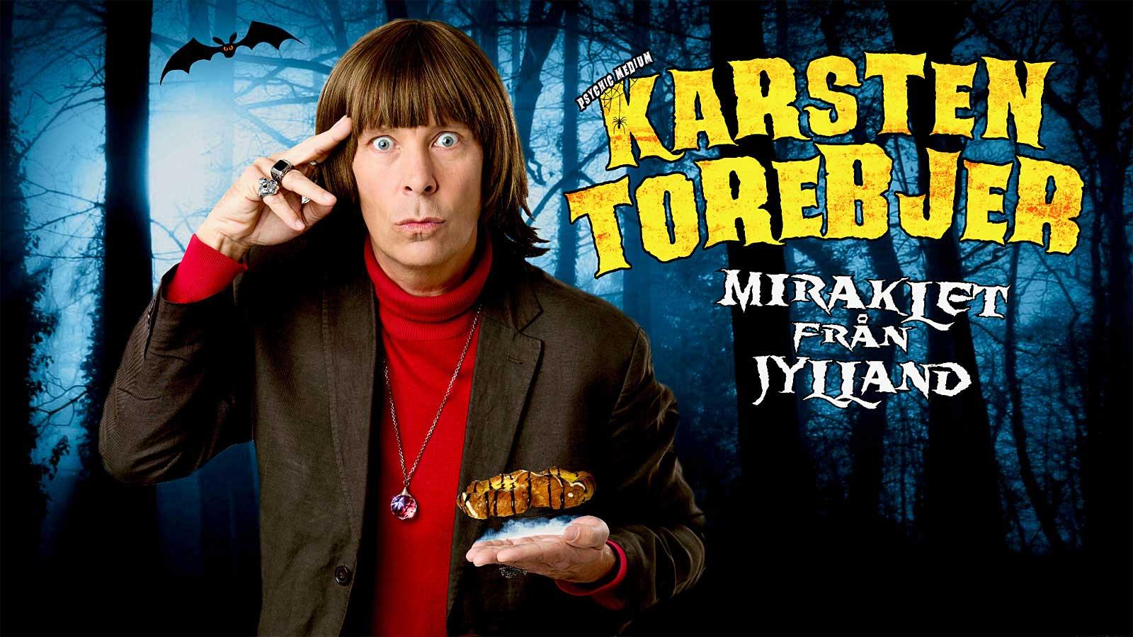 Karsten Torebjer – Miraklet från Jylland