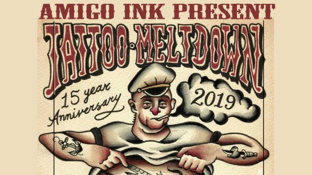 Tattoo Meltdown 2019