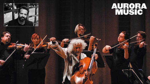 Aurora Chamber Orchestra med Peter Jablonski