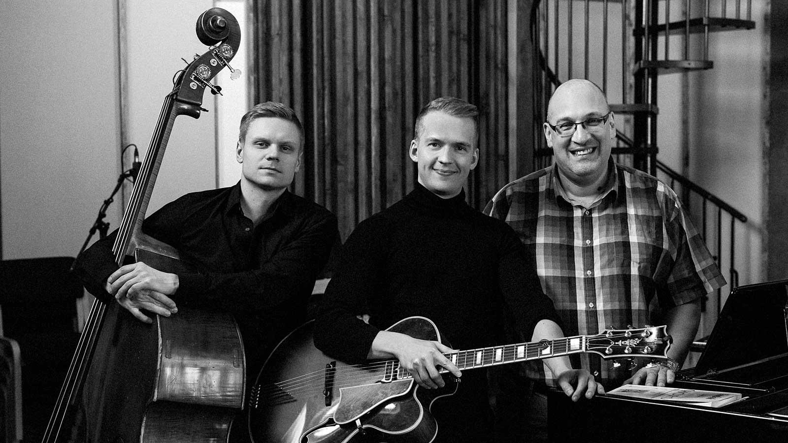 Olli Soikkeli Trio