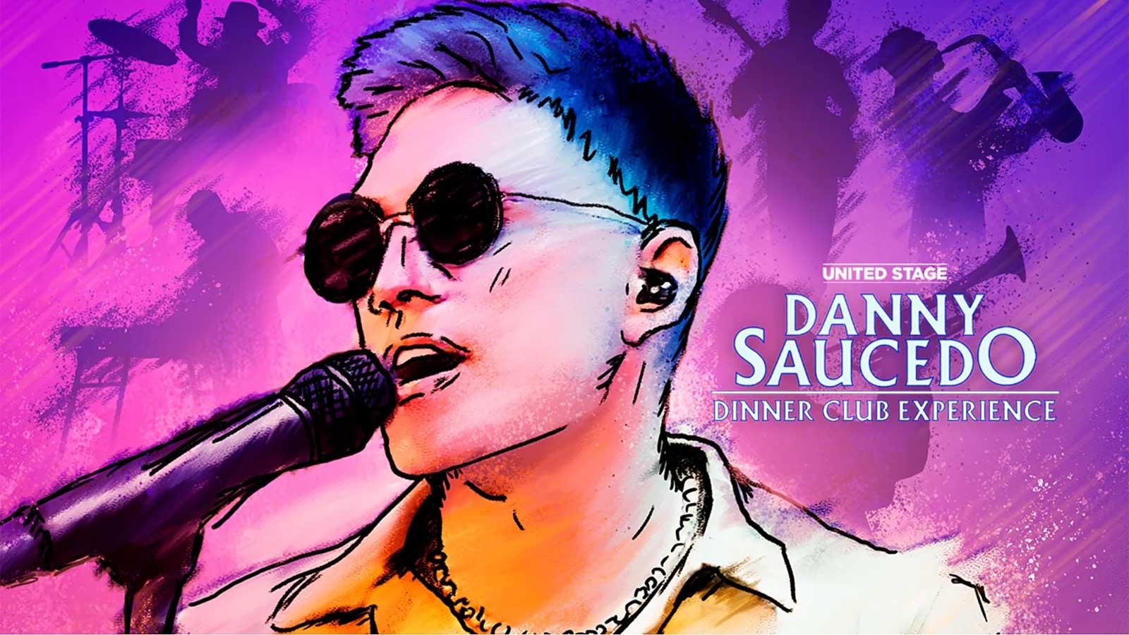 Danny Saucedo - Dinner Club Experience