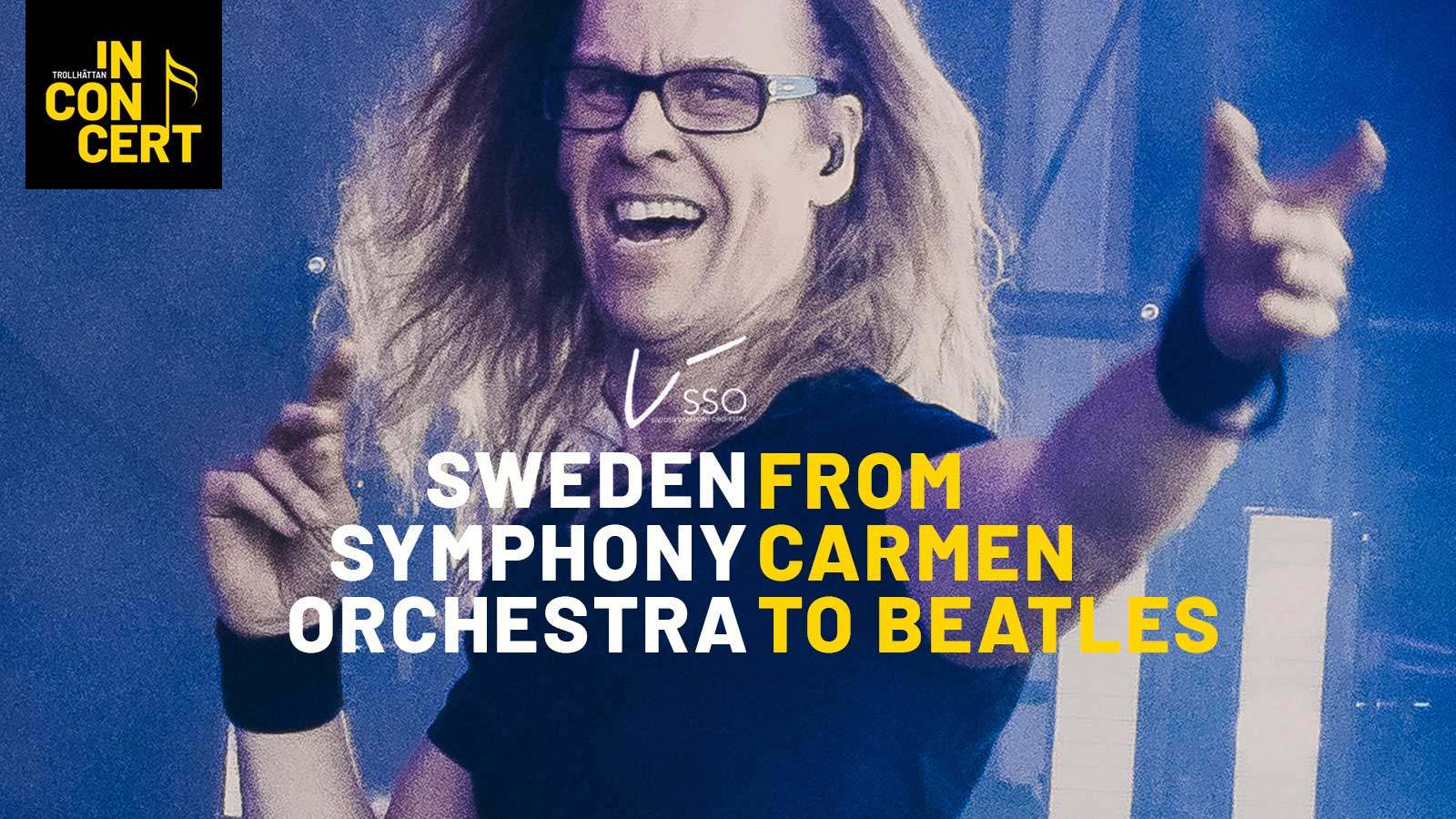 Sweden Symphony Orchestra - From Carmen To Beatles