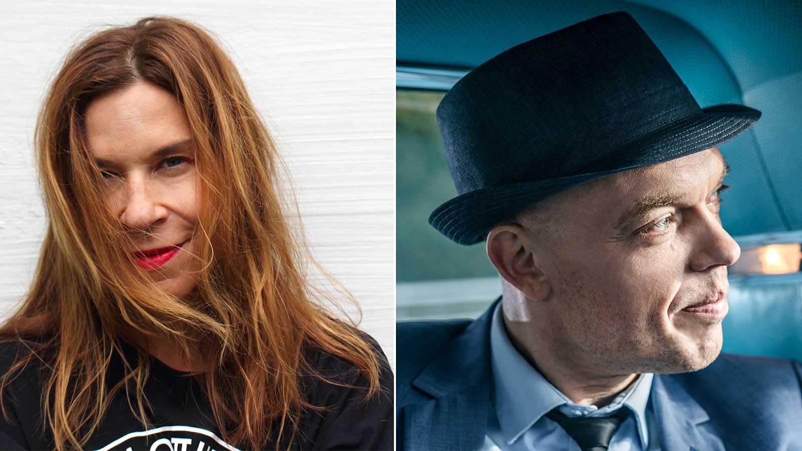 Caroline Af Ugglas och Thorbjørn Risager & The Black Tornado
